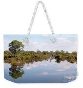 Lake Reflections 01 Weekender Tote Bag