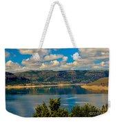 Lake Roosevelt Weekender Tote Bag