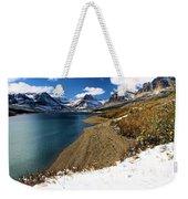 Lake Sherburne Weekender Tote Bag