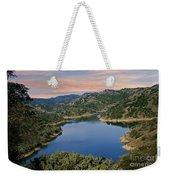 Lake Sonoma - California Weekender Tote Bag