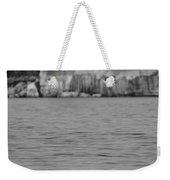 Lake Superior At Pictured Rocks Weekender Tote Bag