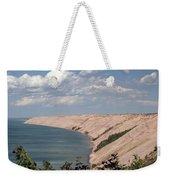 Lake Superior Dunes Weekender Tote Bag