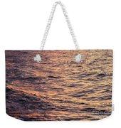 Lake Superior Sunset Weekender Tote Bag