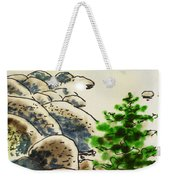 Lake Tahoe - California Sketchbook Project Weekender Tote Bag