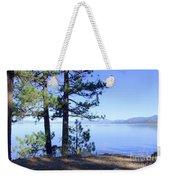 Lake Tahoe In The Morning Weekender Tote Bag