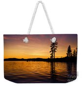 Lake Tahoe Sunset Weekender Tote Bag