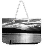 Lake Te Anau Weekender Tote Bag