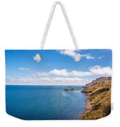 Lake Titicaca Coastline  Weekender Tote Bag
