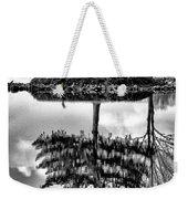 Lake Tree Weekender Tote Bag