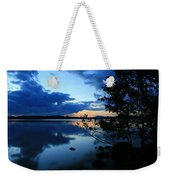 Lake Umbagog Sunset  Weekender Tote Bag