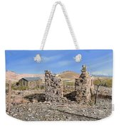 Lake Valley-new Mexico  Weekender Tote Bag
