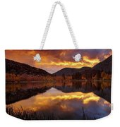 Lake View 1 Weekender Tote Bag