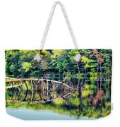 Lake Waterford Weekender Tote Bag
