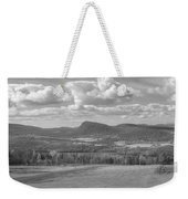 Lake Willoughby Vermont Weekender Tote Bag