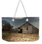 Lake Worth Barn Weekender Tote Bag