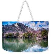 Lake Yunoko Weekender Tote Bag