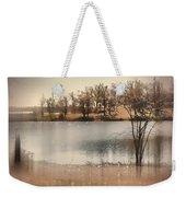 Lakes Edge Weekender Tote Bag