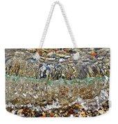 Lakeshore Rocks 2 Weekender Tote Bag