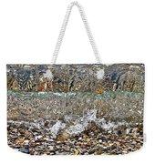 Lakeshore Rocks 4 Weekender Tote Bag