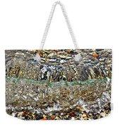 Lakeshore Rocks Weekender Tote Bag