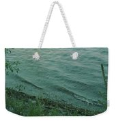Lakeside At Dusk Weekender Tote Bag