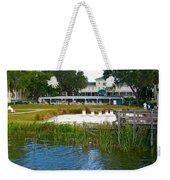 Lakeside Inn Weekender Tote Bag
