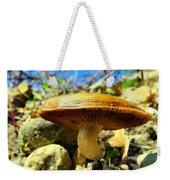 Lakeside Mushroom  Weekender Tote Bag