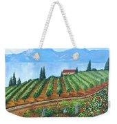Lakeside Vineyard Weekender Tote Bag