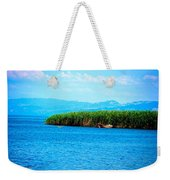 Lakeview Weekender Tote Bag