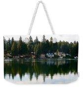 Lakewood Bay Weekender Tote Bag