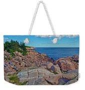 Lakies Head In Cape Breton Highlands Np-ns Weekender Tote Bag