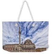 Laleli Tulip Mosque In Istanbul Weekender Tote Bag