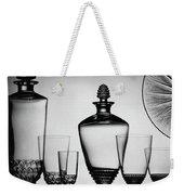 Lalique Glassware Weekender Tote Bag