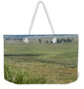 Lamar Valley Yellowstone National Park Weekender Tote Bag