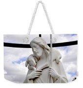 Lamb Of God Jesus Christ Torso Weekender Tote Bag