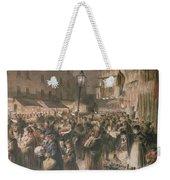 Lambeth Market Weekender Tote Bag
