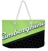 Lambologo8665 Weekender Tote Bag