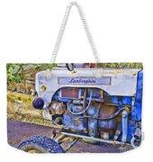 Lamborghini Classic Tractor Weekender Tote Bag