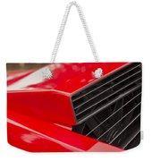 Lamborghini Countach Intake Weekender Tote Bag