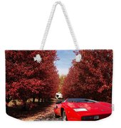 Lamborghini Maple Lane Big House Weekender Tote Bag