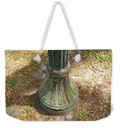 Lamp Post Weekender Tote Bag