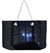 Lamp Post Blues Weekender Tote Bag
