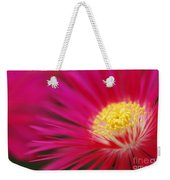 Lampranthus Abstract Weekender Tote Bag
