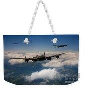 Lancaster Formation  Weekender Tote Bag