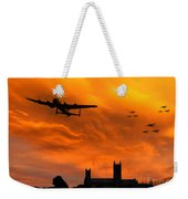 Lancaster Lincoln Sunset Weekender Tote Bag