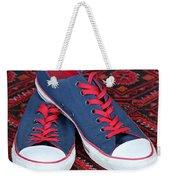 Lance's Shoes Weekender Tote Bag