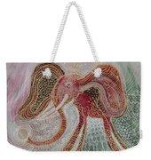Land Octopus Weekender Tote Bag