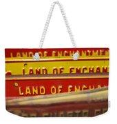 Land Of Enchantment Weekender Tote Bag