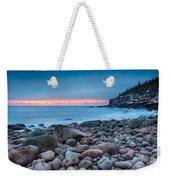 Land Of Sunrise Weekender Tote Bag