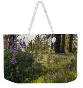 Land Of The Lupines Weekender Tote Bag